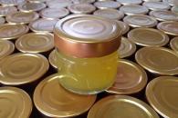 Produzione di confettura di pere e moscato vasi monodose g. 30