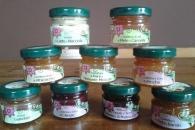 La nostra varietà di prodotti nei vasi monodose da 30 gr
